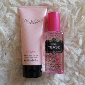 Victoria Secret Tease Lotion and Body Spray